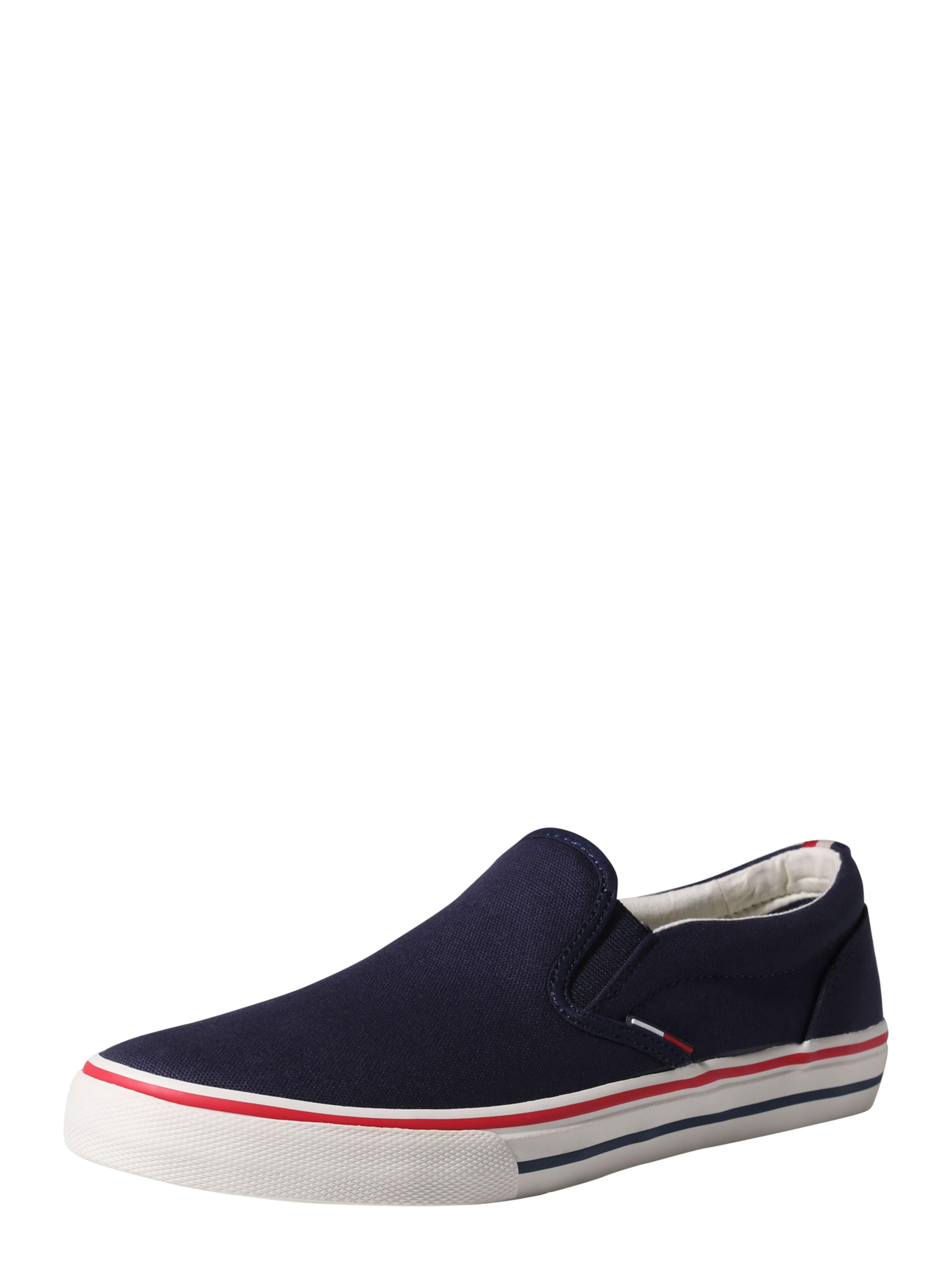 Tommy Jeans Slip-Ons mit Ösen Hohe Qualität