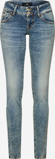 LTB Stretchige Skinny Jeans 'Molly' in blue denim, Produktansicht