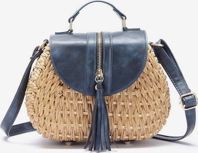 LASCANA Strandtasche in creme, Produktansicht