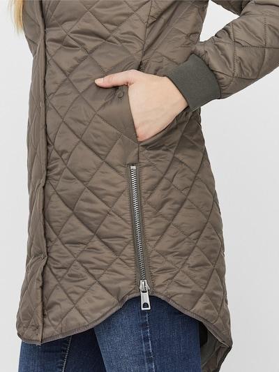 VERO MODA Prijelazna jakna u maslinasta: Prednji pogled