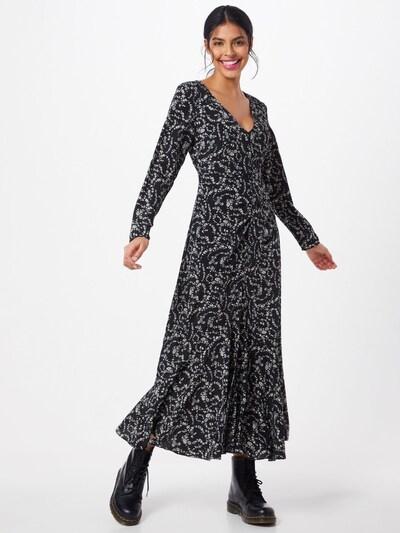 GLAMOROUS Sukienka 'CK5502' w kolorze czarnym: Widok z przodu