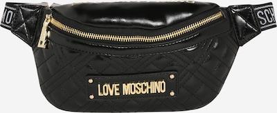 Love Moschino Ledvinka 'Nappa' - černá, Produkt