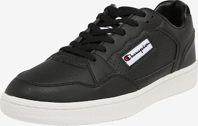 Champion Authentic Athletic Apparel Baskets basses 'CLEVELAND LOW' en noir / blanc, Vue avec produit