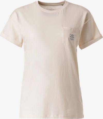 Lakeville Mountain T-Shirt 'Todra' in weiß, Produktansicht