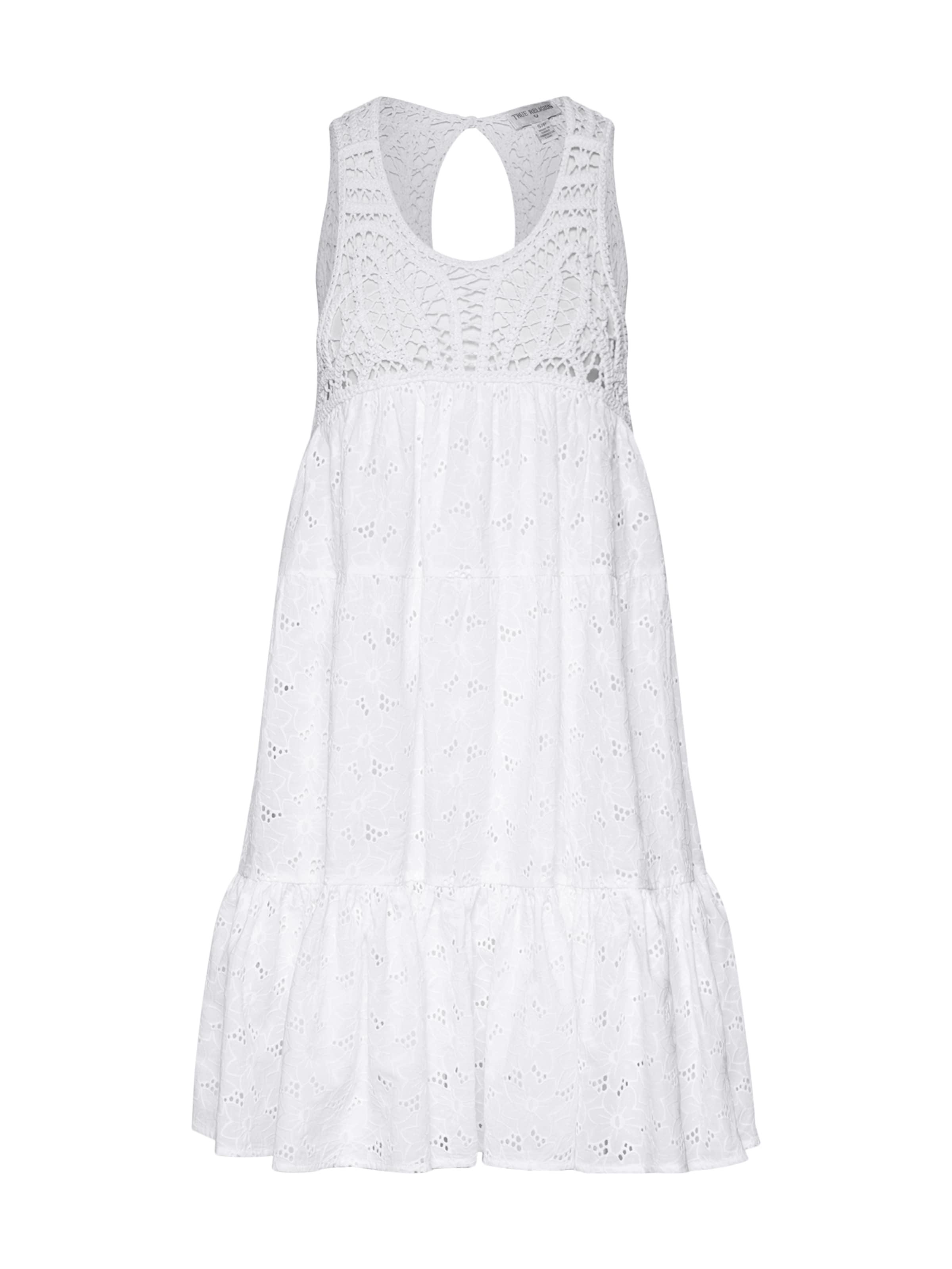 'magic Dress' In Weiß Religion True Kleid Ibf6m7ygvY