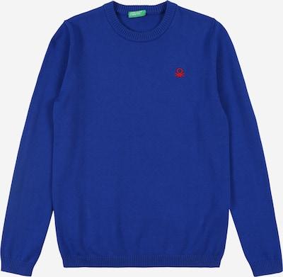 UNITED COLORS OF BENETTON Sweatshirt in royalblau, Produktansicht