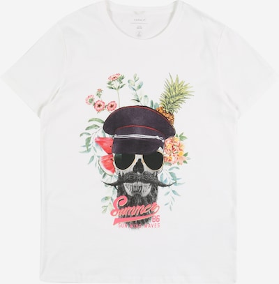 NAME IT Shirt in de kleur Wit, Productweergave