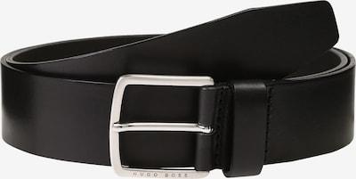 BOSS Ledergürtel 'Sjeeko' in schwarz, Produktansicht