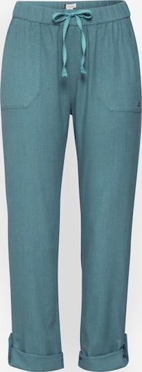 Pantaloni cutați 'ON THE SEASHORE' ROXY pe verde, Vizualizare produs