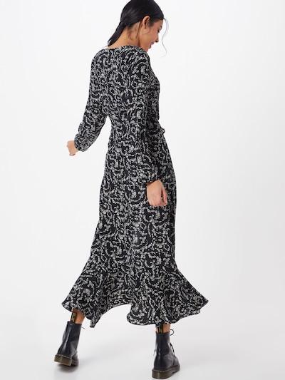 GLAMOROUS Sukienka 'CK5502' w kolorze czarnym: Widok od tyłu