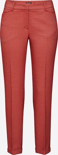 MORE & MORE Damen - Pullover  'Jacquard HEDY' in pfirsich / orangerot, Produktansicht