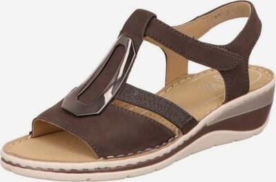 ARA Sandale in braun, Produktansicht