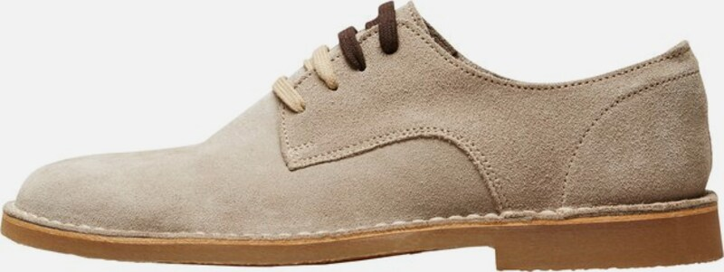 SELECTED HOMME Derby-Schuhe Derby-Schuhe Derby-Schuhe Leder Bequem, gut aussehend 0cf098