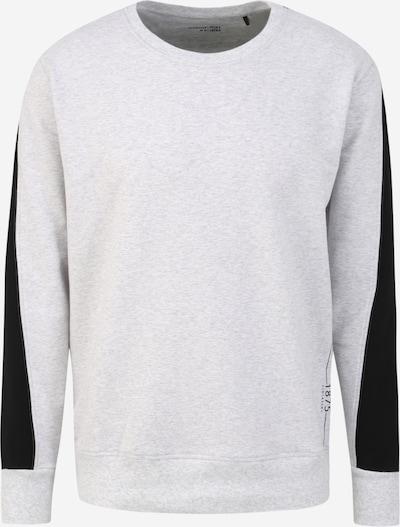 SCHIESSER Pyjama long en gris chiné, Vue avec produit