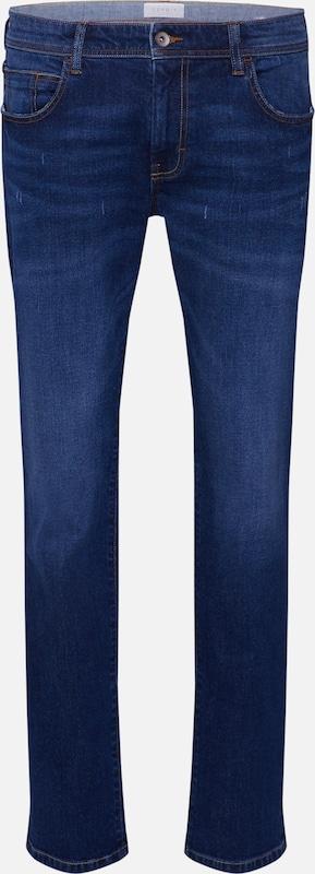 'straight' Bleu Esprit En Nn0w8m Denim Jean TK5uJlF31c