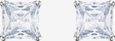 Swarovski Earrings 'Attract' in Silver / Transparent, Item view