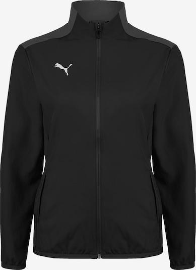 PUMA Outdoorjas in de kleur Zwart, Productweergave