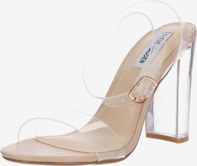 STEVE MADDEN Sandale in transparent, Produktansicht