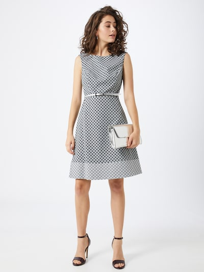 COMMA Kleid in grau | ABOUT YOU