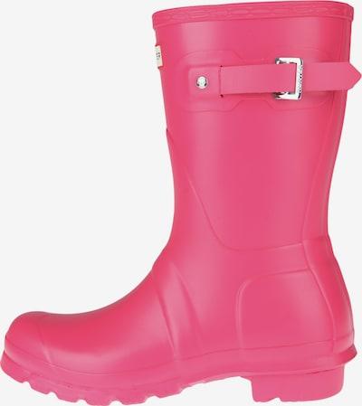 HUNTER Stiefel Women Original Short WFS1000RMA in pink, Produktansicht