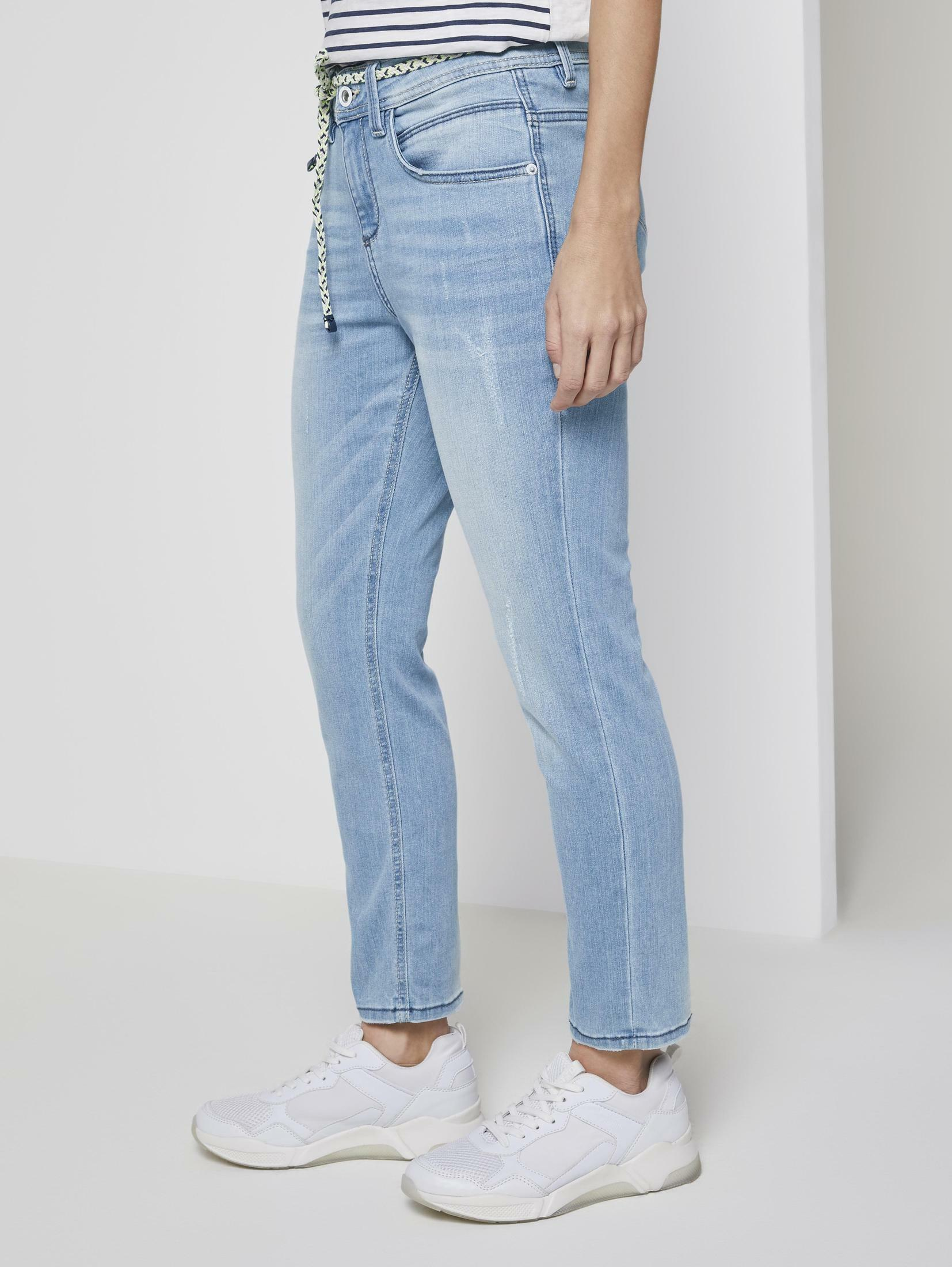 TOM TAILOR Jeans in Blauw denim ukfWi58h