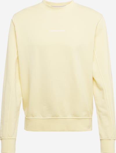 Calvin Klein Jeans Mikina 'INSTIT' - pastelově žlutá, Produkt