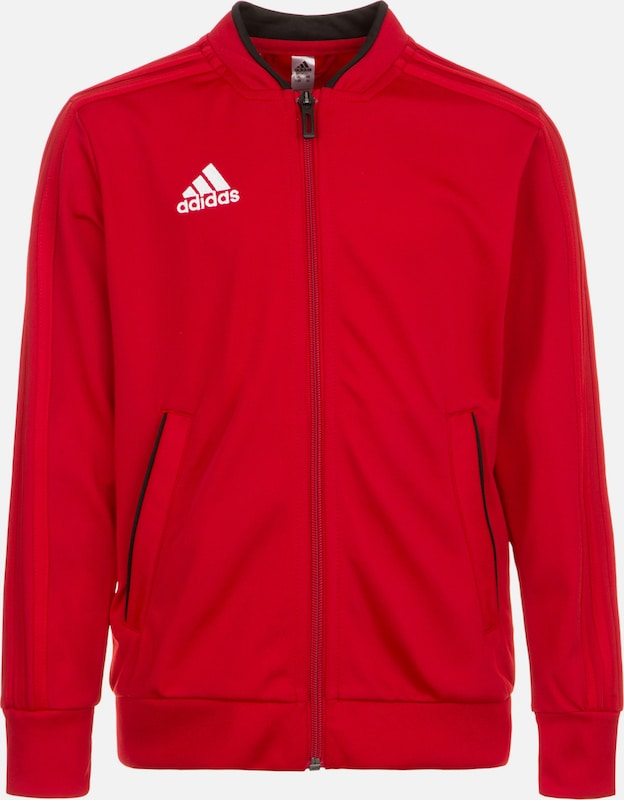 ADIDAS PERFORMANCE Trainingsjacke 'Condivo 18' in feuerrot, Produktansicht