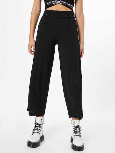 JDY Pantalon 'JDYGEGGO' en noir, Vue avec modèle