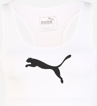 Sutien sport '4Keeps' PUMA pe negru / alb, Vizualizare produs