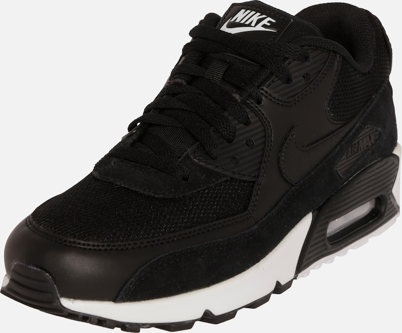 Baskets Noir Sportswear 'air Basses Nike 90' Max En hrtsQCdx