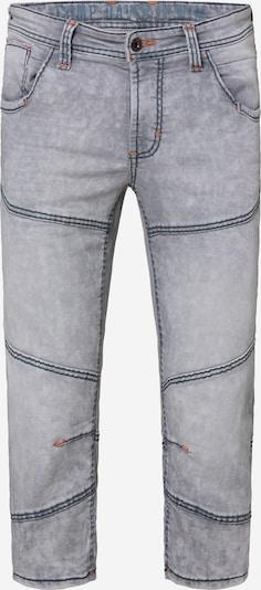 CAMP DAVID Džinsi 'He:Ry' pieejami pelēks džinsa, Preces skats
