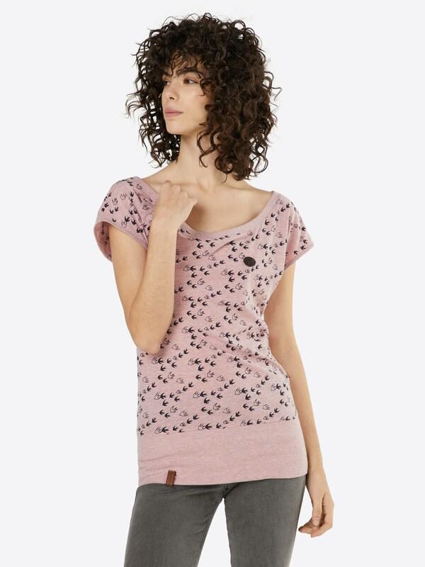 En T shirt Rose 'wolle' Naketano f6yb7g