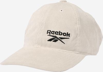Reebok Classic Cap 'CL Corduroy Cap' in creme, Produktansicht