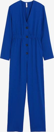 MANGO Overall in blau, Produktansicht