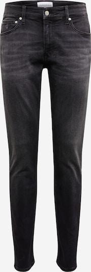Jeans '026 SLIM' Calvin Klein Jeans pe denim negru, Vizualizare produs