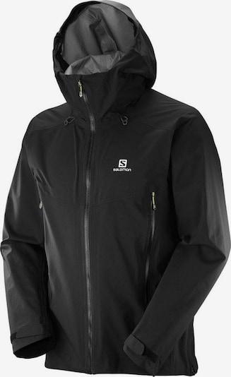 SALOMON Jacke 'X ALP 3L' in schwarz, Produktansicht