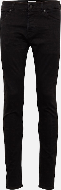 Only & Sons Jeans 'onsLOOM BLACK DCC 0448 NOOS' in de kleur Black denim, Productweergave