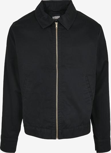 Urban Classics Tussenjas 'Workwear' in de kleur Zwart, Productweergave