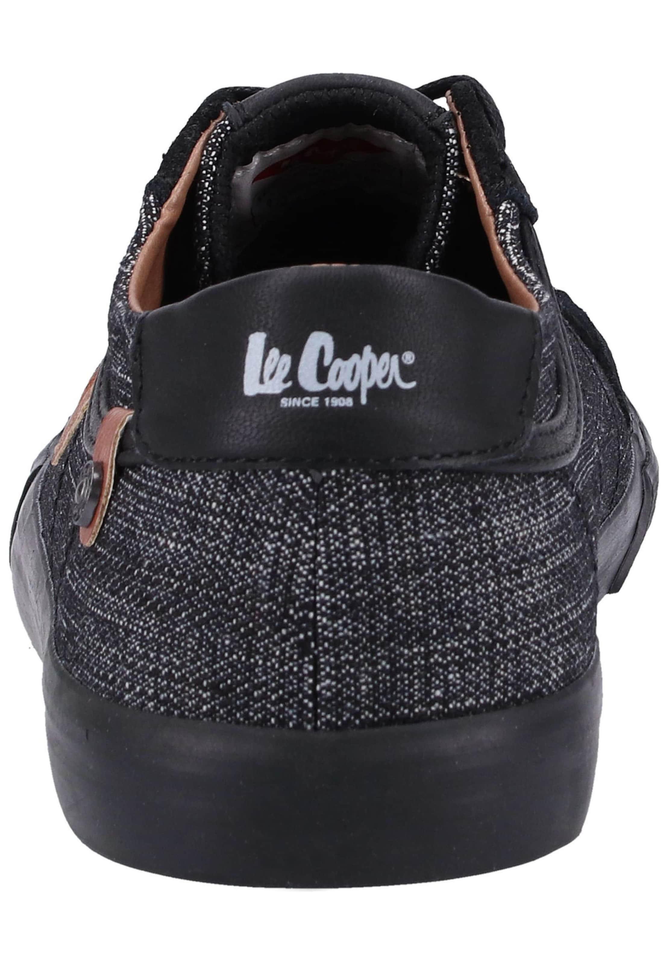 Baskets Basses En Cooper Lee NoirChiné nk80PwXO