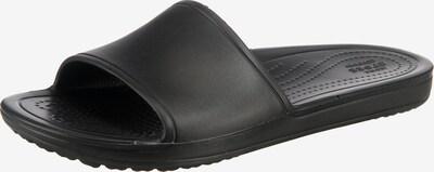 Crocs Pantoletten 'Sloane' in schwarz, Produktansicht