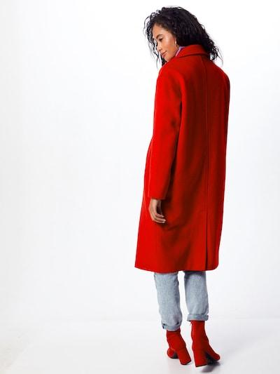 Rudeninis-žieminis paltas 'Candy' iš ABOUT YOU , spalva - raudona: Vaizdas iš galinės pusės
