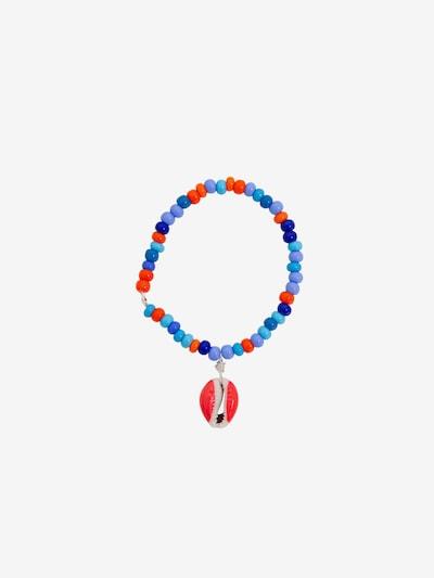 Braccialetto 'Good Vibrations' WALD for EDITED di colore blu / arancione / rosa, Visualizzazione prodotti