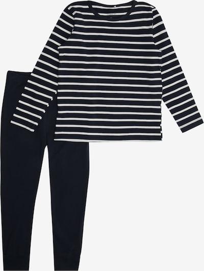 NAME IT Pyžamo - noční modrá / bílá, Produkt
