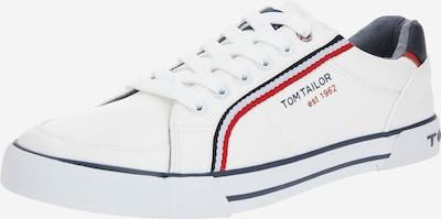 TOM TAILOR Sneakers laag in de kleur Wit, Productweergave