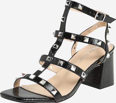 Public Desire Strap sandal 'Always' in black, Item view