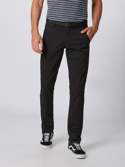 Lindbergh Hose in schwarz, Modelansicht