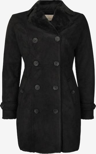 Roosevelt Kurzmantel in schwarz, Produktansicht