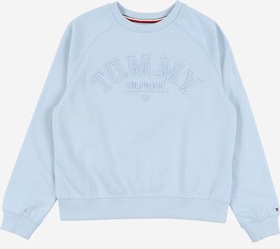 TOMMY HILFIGER Sweatshirt in blau, Produktansicht