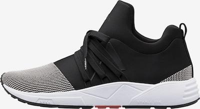 ARKK Copenhagen Sneaker 'Raven' in schwarz / weiß, Produktansicht