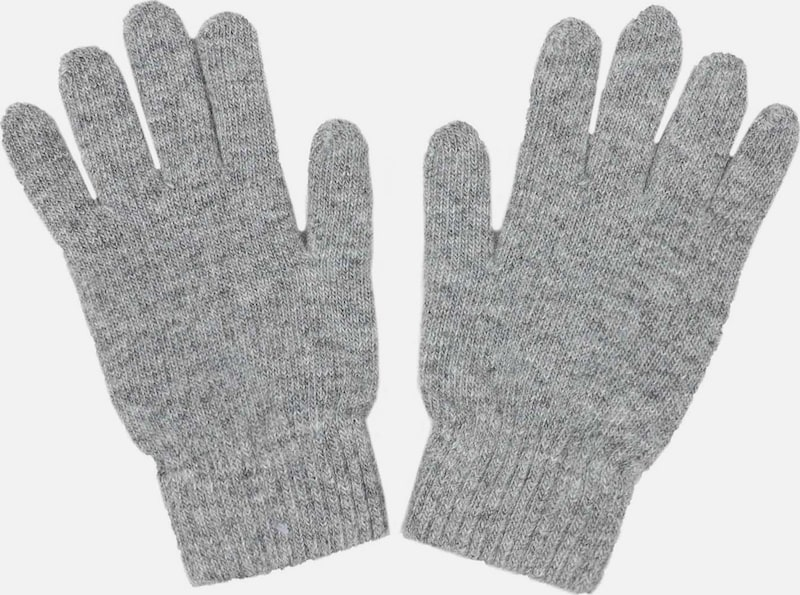 ABOUT YOU Handschuhe 'Anja' in grau, Produktansicht